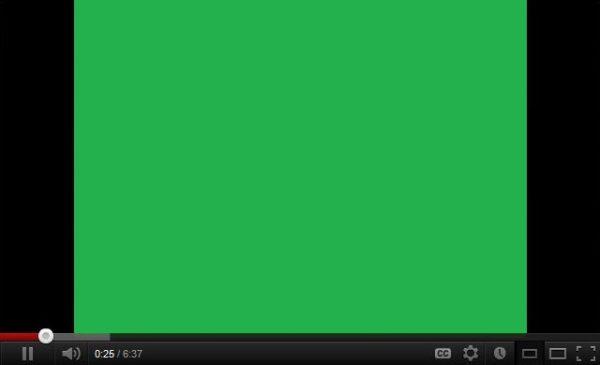 الشاشة الخضراء عند تشغيل مقاطع الفيديو على نظام التشغيل Windows 10