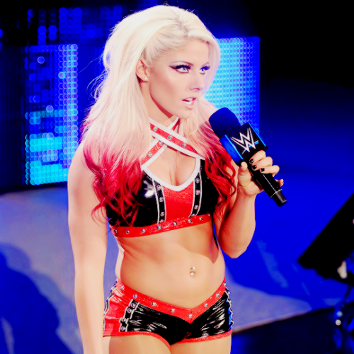 Alexa Bliss SmackDown Live WWE NXT Promo