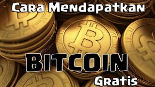 Cara Mendapatkan Bitcoin Gratis Sudah Terbukti WD