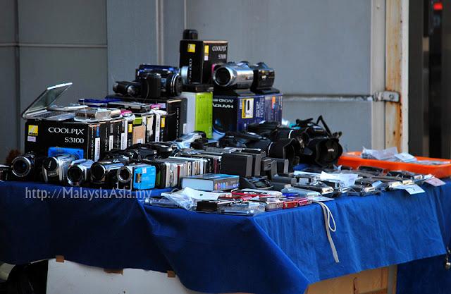 Gadgets Sale in Akihabara