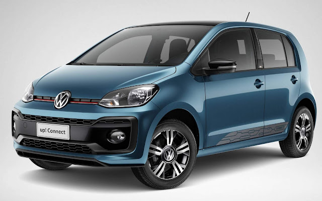 Novo Volkswagen Up! 2018 Connect