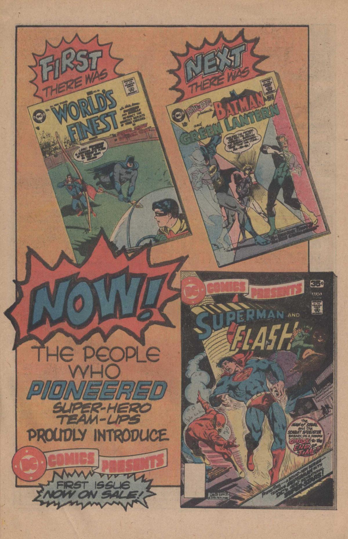 Read online All-Star Comics comic -  Issue #73 - 30