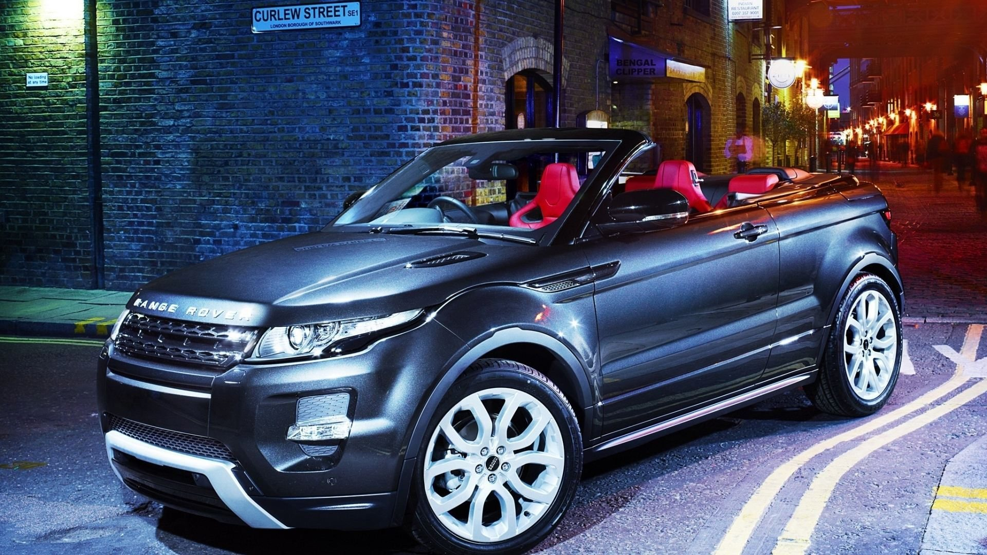 range rover evoque convertible high definition wallpapers hd wallpapers. Black Bedroom Furniture Sets. Home Design Ideas