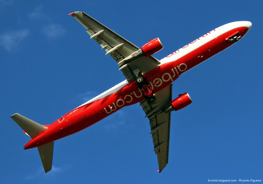 AIR BERLIN A321 - D-ABCA