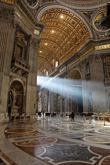 Italy Travel Guide: 10 Best Places to Visit in Rome - Peter's Basilica