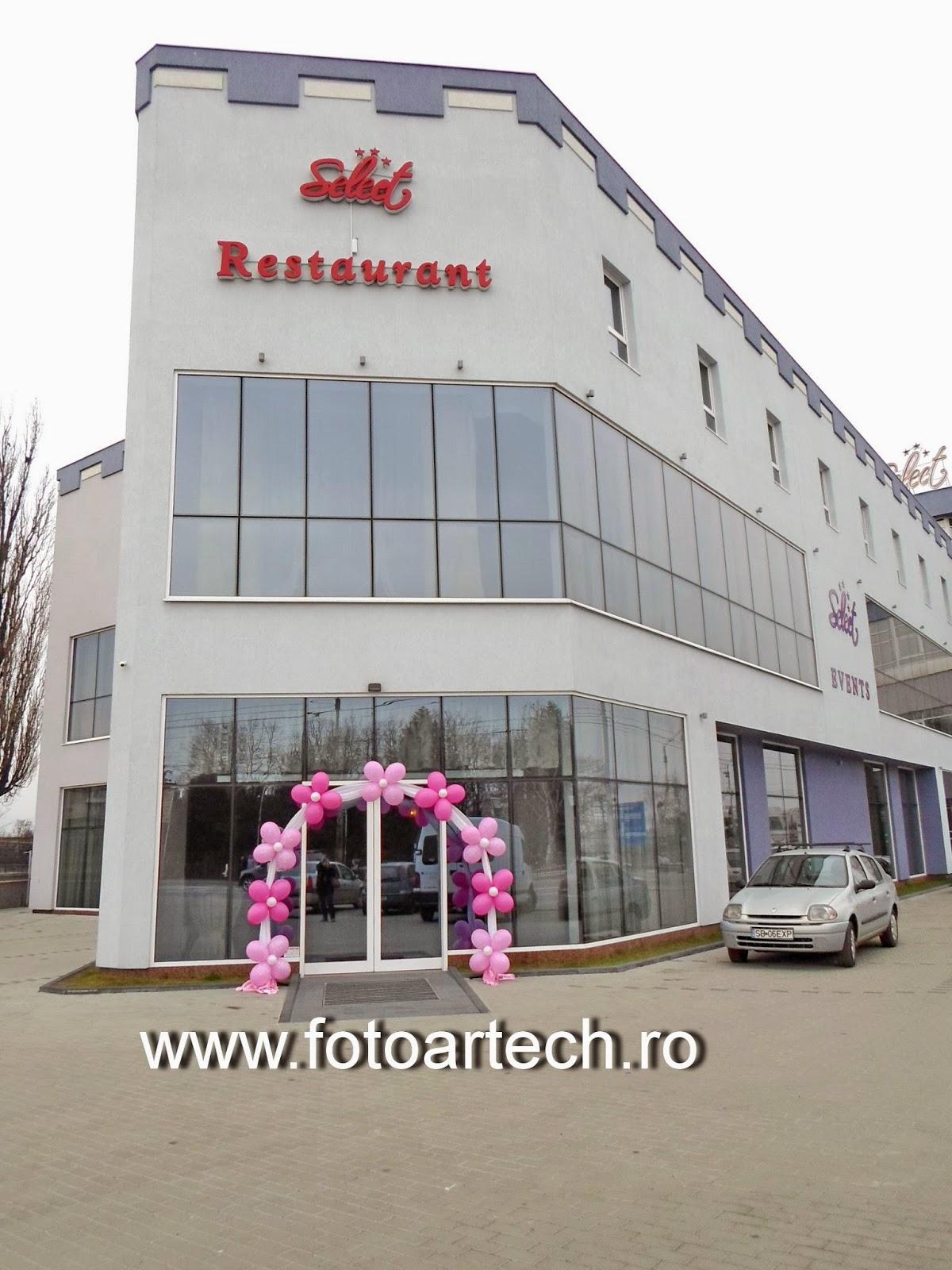 Fotoartech Botez La Restaurant Select Sibiu