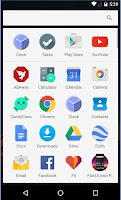 Download gratis M Launcher Pro-Marshmallow M 1.2.1 Apk Cracked Terbaru 2016