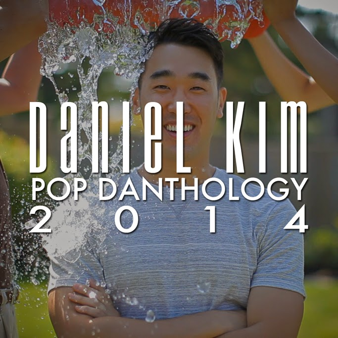 DJ Daniel Kim, Pop Danthology 2014, cover