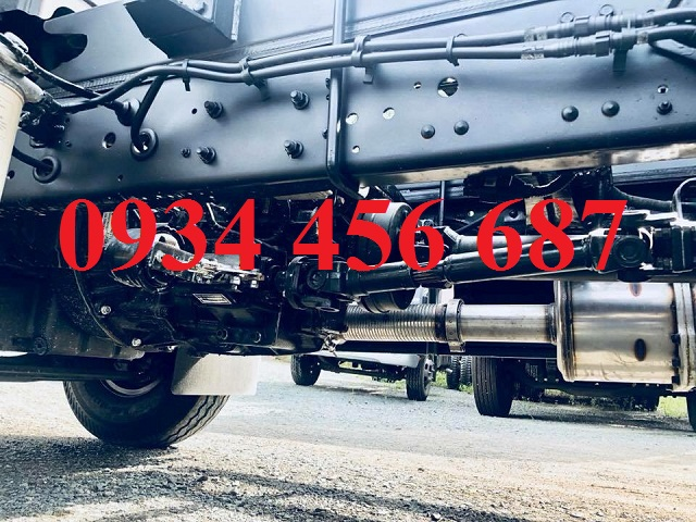 Hộp số xe ben Hyundai 110s 6 tấn