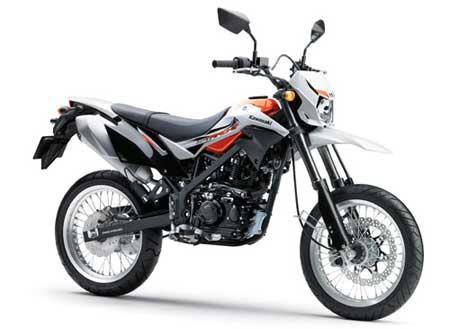 Kawasaki D-Tracker terbaru 2015