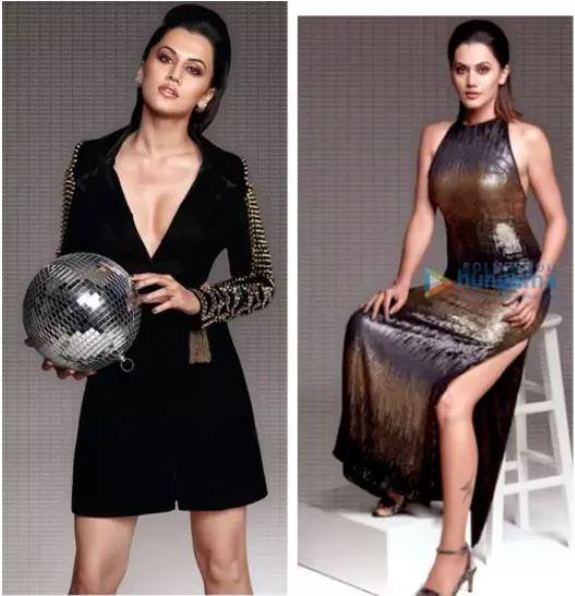 mumbai-actress-taapsee-pannu-golden-mumbai-awards