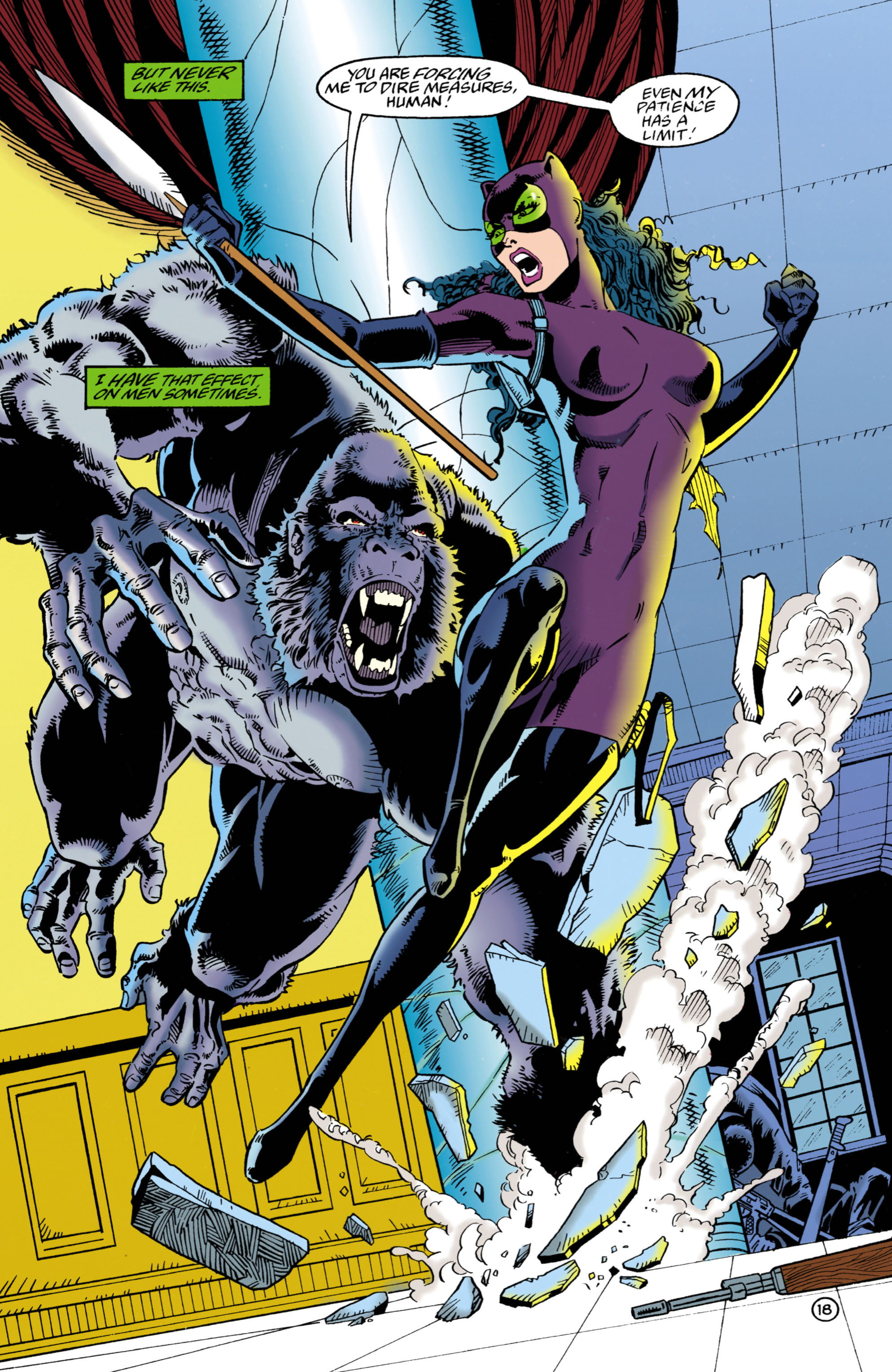Catwoman (1993) Issue #27 #32 - English 19
