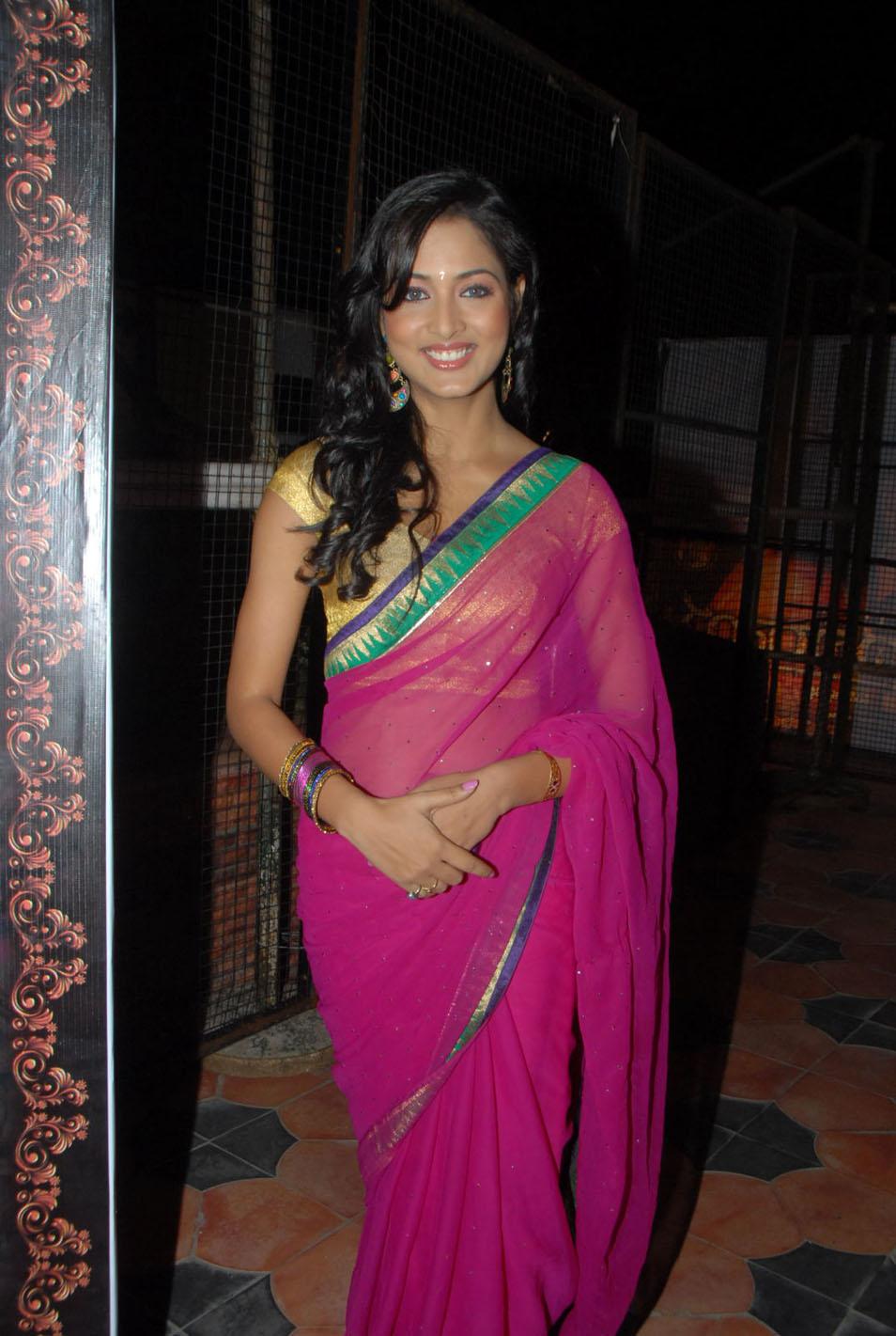 Vidisha at Devaraya Audio Release Photo Gallery