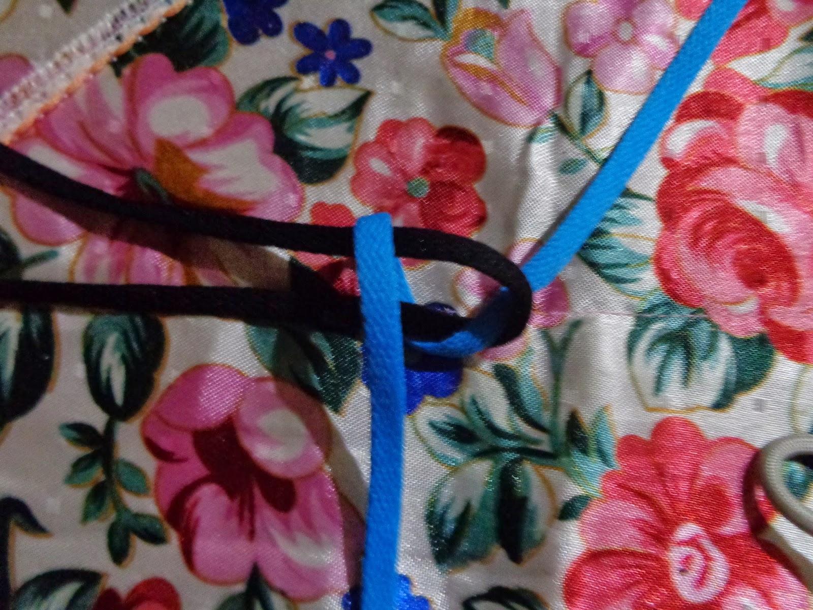 my favorites: kerajinan dari tali sepatu