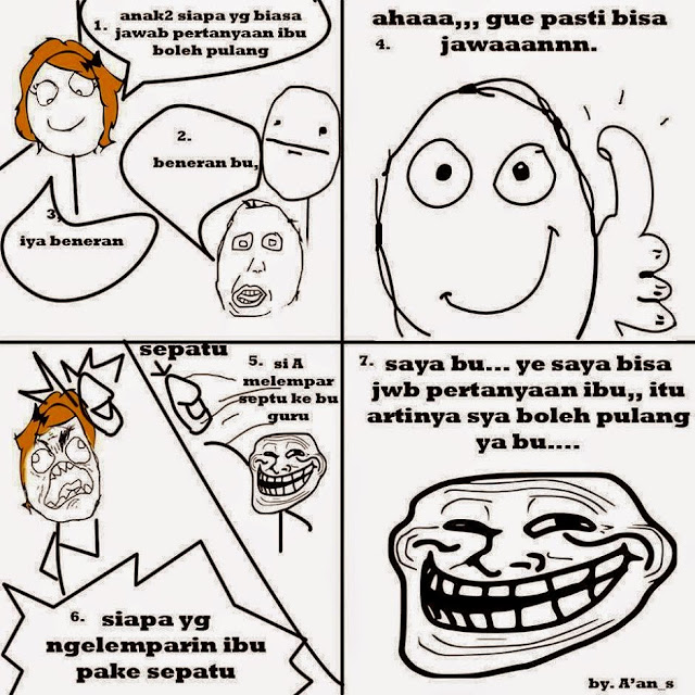 Meme Comic Lucu Ngeres DP BBM Lucu