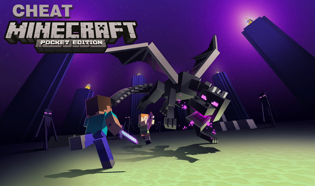 cheat minecraft pocket edition