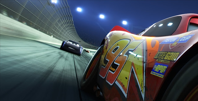 Cars 3: Rayo y Jackson Storm