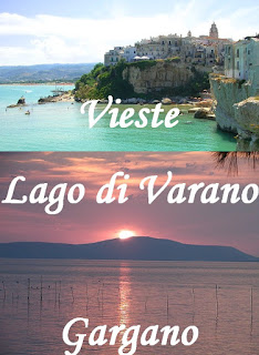 gargano pouilles voyage sejour itineraire roadtrip visite activité circuit italie vieste