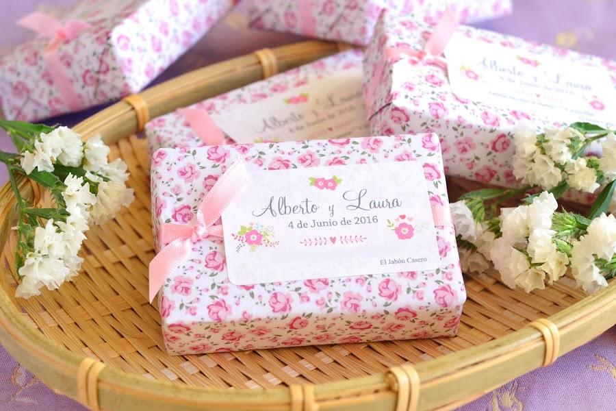 detalles para bodas jabones artesanales
