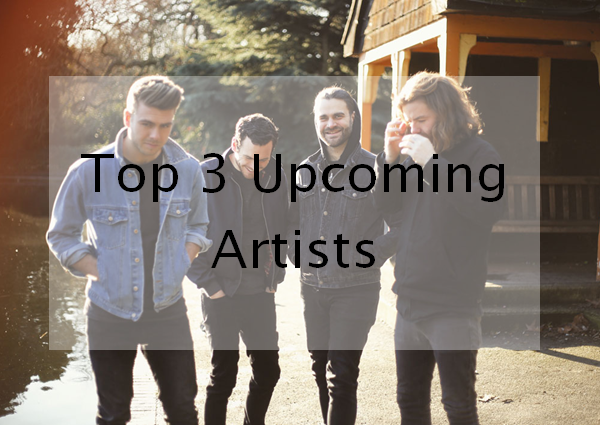Top 3 Upcoming Artists - Hunter And The Bear