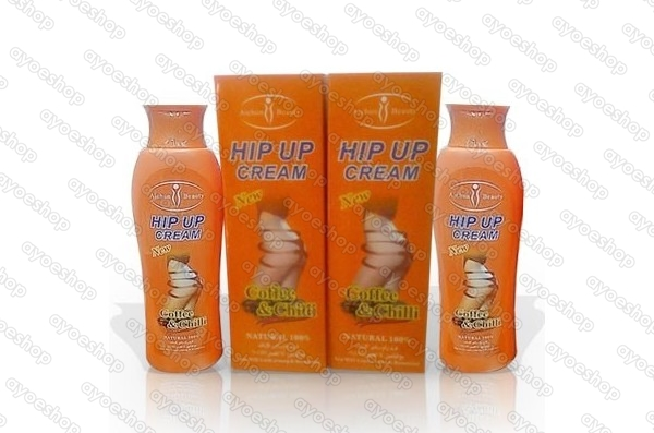 Hip Up Cream Pembesar dan Pengencang Bokong