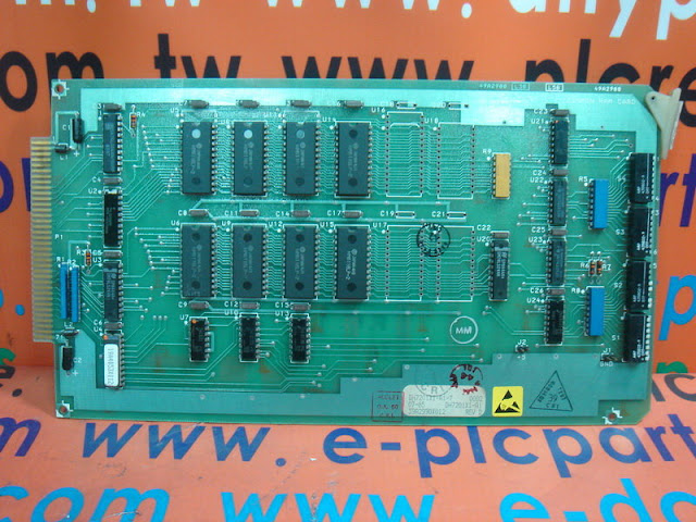 FISHER ROSEMOUNT DH7201X1-A1-7  39A2990X012 COMMON RAM CARD REV.D
