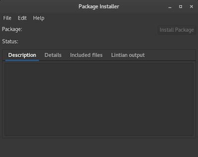 Cara Install GDebi di Kali Linux