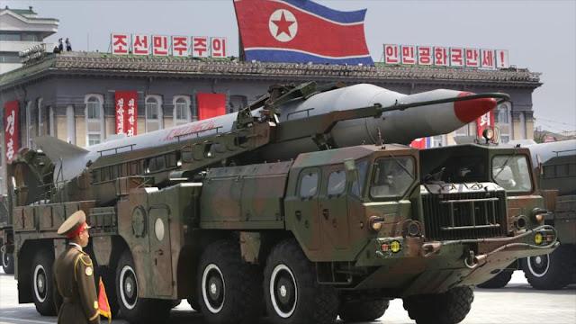 """Pyongyang se arma nuclearmente ante """"chantaje y amenaza"""" de EEUU"""
