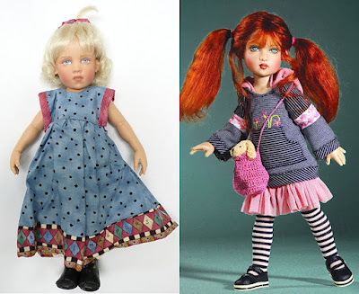 Xanadu S Dolls Helen Kish Dolls