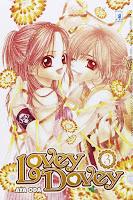 L'angolo dei Manga di J&J #2 Lovey Dovey di Aya Oda