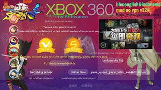 XBOX 360 Mod English + NO VPN By Robiyanto Apk