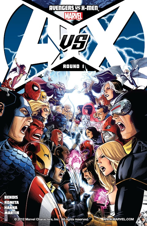 Avengers Vs Xmen Comic Pdf Download