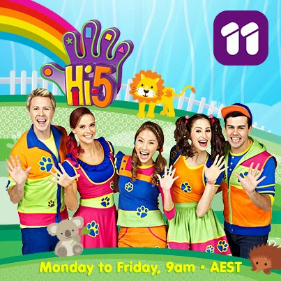 Six Little Hearts: An Exclusive Interview With Hi-5, A Celebrity