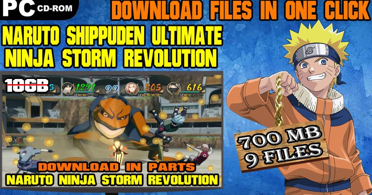 naruto shippuden ultimate ninja storm revolution dlc pack download
