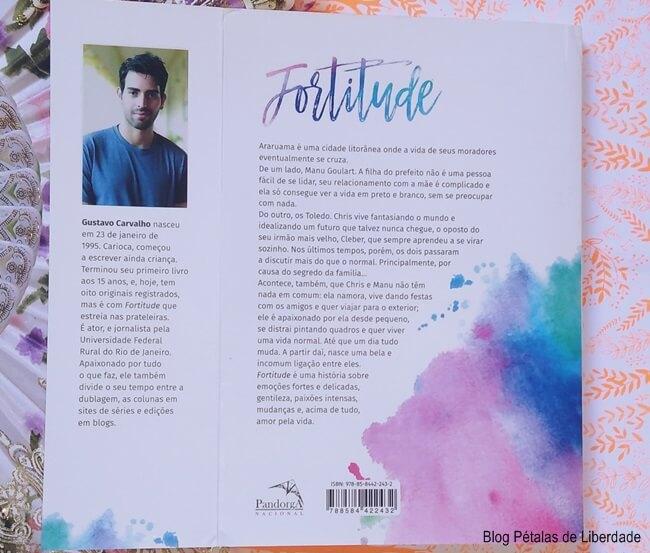 livro, Fortitude, Gustavo-Carvalho, Editora-Pandorga, sinopse
