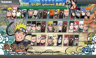 Download Naruto Senki Mod Storm 4 By Rismansyah Apk