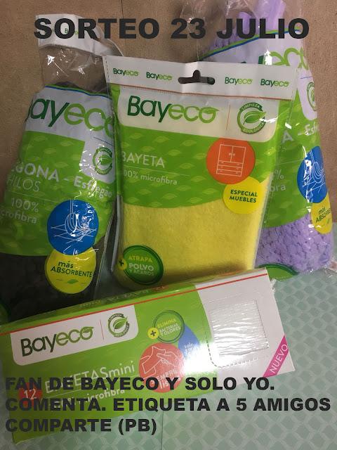 Bayeco, limpieza con agua, Solo con agua, ecologico, limpieza ecologica, microfibra, limpieza del hogar, hogar, bayeta, fregona, trapo del polvo, desechable,