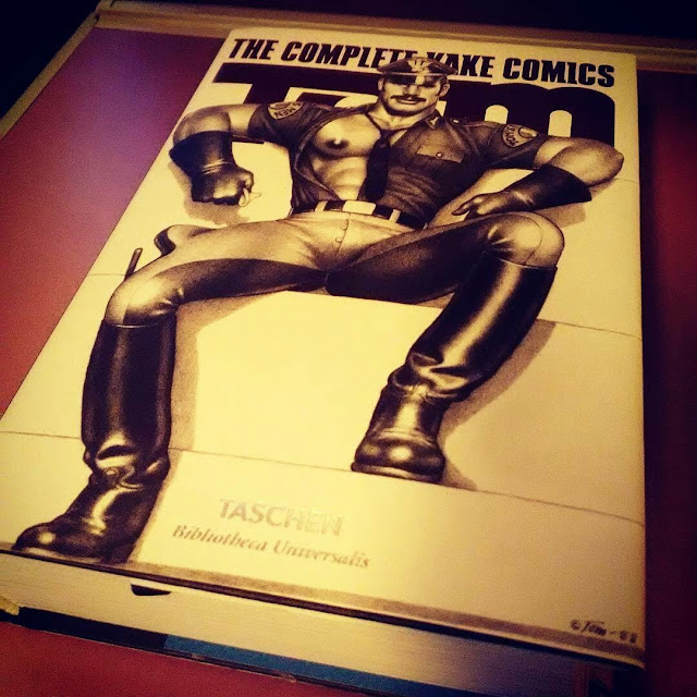 The complete kake comics - Tom of Finland taschen editions