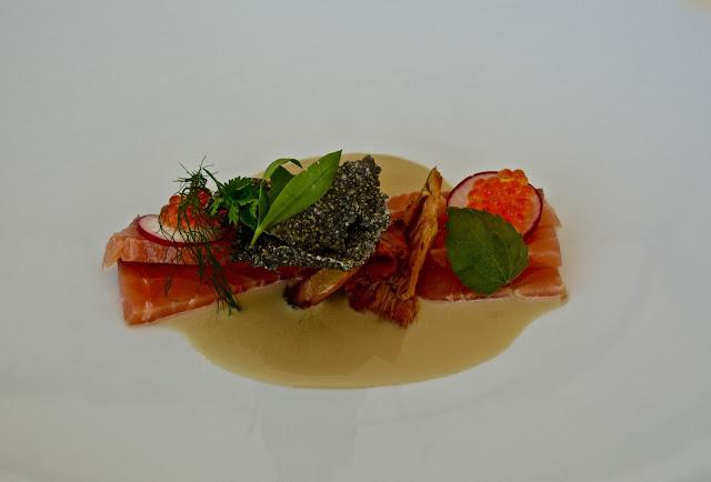 sloveense gastronomie, goed restaurant in slovenië, Marko Pavcnik
