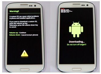 Cara Flashing Samsung Galaxy S3 GT 19300