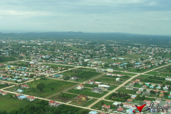 Belmopan, Capital de Belize