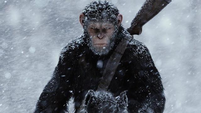 כוכב הקופים מלחמה (2017) - ביקורת