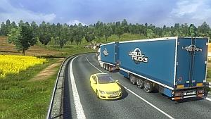 Scania Streamline Tandem