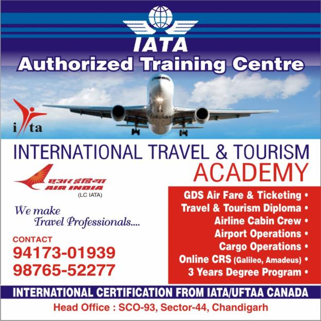 Our Courses   International Travel and Tourism Academy