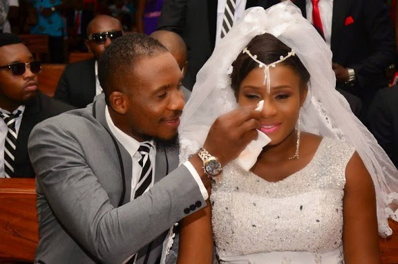 nollywood junior pope wedding pictures