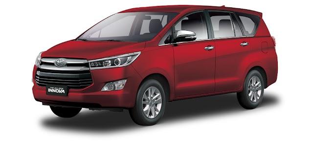 Toyota INNOVA Pricelist - As of January 2019 (Luzon - Philippines)