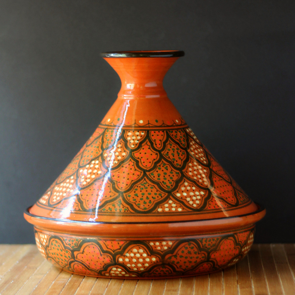 How To Season A Clay Tagine Or Stew Pot And Giveaway
