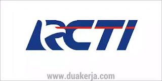 Lowongan Kerja RCTI Terbaru 2019