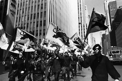 Fotografías antiguas de los Panteras Negras