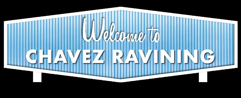Chavez Ravining
